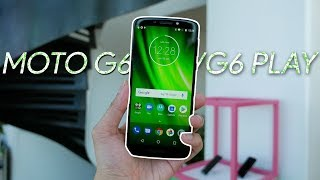 Motorola Moto G6 & G6 Play hands-on