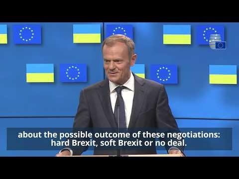 Δηλώσεις Ντ. Τουσκ πριν τη Σύνοδο Κορυφής