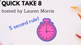 Improv Teachers: Quick Take #8