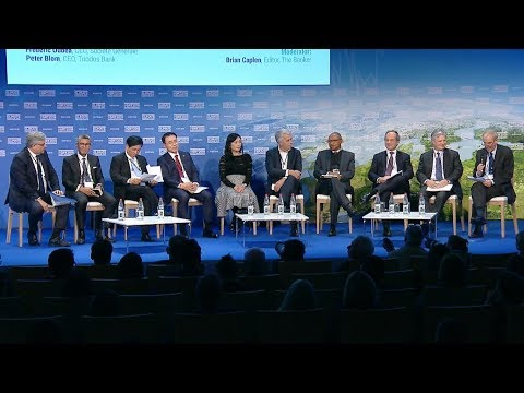 Transforming banking CEO panel: Principles for Responsible Banking