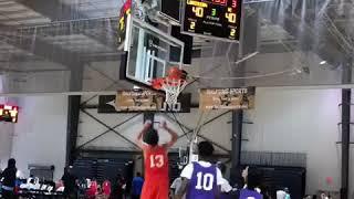 Elijah Green game highlights from U.S. Basketball Games representing Team North Carolina