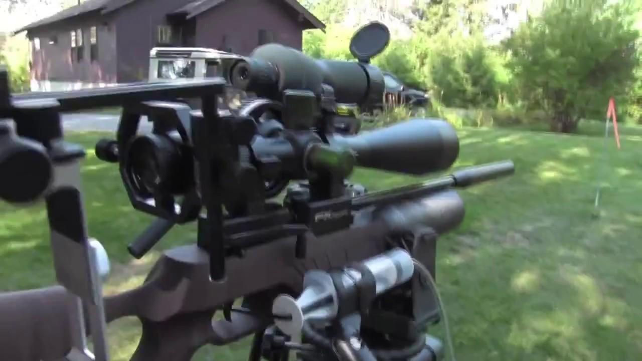 Precision Air Rifle Sunday