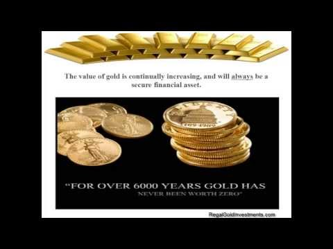 Gold IRA Rollover Guide - Shocking Truth About Gold IRA Investing