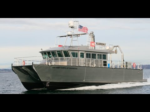 Patrol Boat Catamaran by All American Marine from YouTube · Duration:  3 minutes 54 seconds