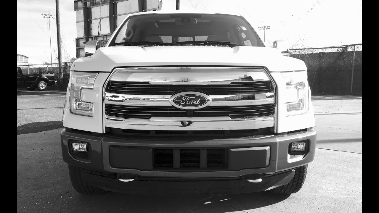 2015 Ford F 150 Lariat 4x4 Supercrew 3 5l V6 Ecoboost Full