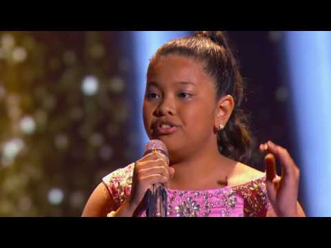 Elha Nympha sings Sias Chandelier  Little Big Shots Season 2