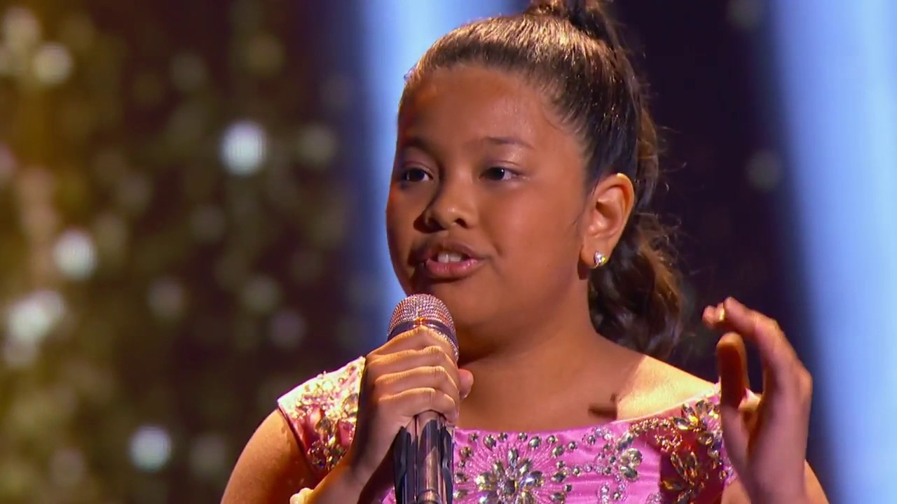 Elha Nympha Sings Sia S Chandelier Little Big Shots Season 2