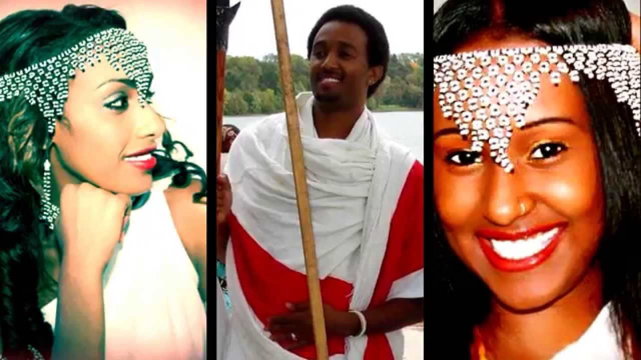 Oromo Wedding Dresses