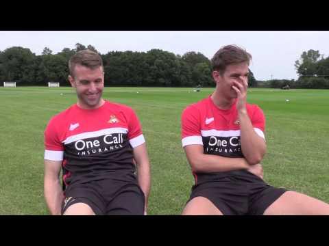 Random Rovers 150- Mitchell Lund Tells A Joke About Fish
