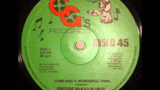 Freddie McKay & I Roy - Some Kind A Wonderful Thing