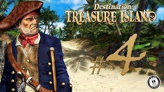 4 Давайте поиграем в Destination Treasure Island