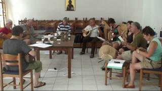 Mirtos 2009: Ano Kato Workshop - Η ταμπακέρα | I tabakera