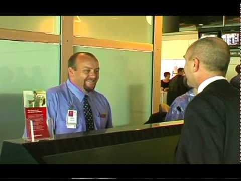 Aaron, Customer Service at Qantas