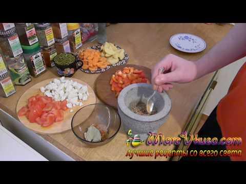 Каталог рецептов