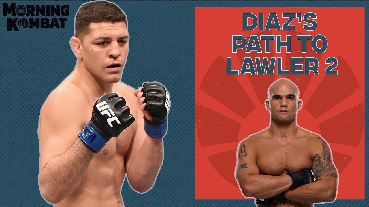 Download Nick Diaz Resume Review   UFC 266   Nick Diaz vs. Robbie Lawler 2   Morning Kombat