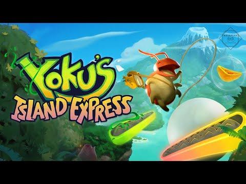 Yoku's Island Express | Walkthrough | Overdue Packages |