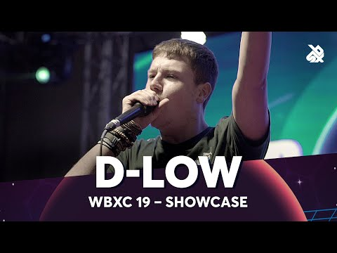 D-LOW | Werewolf Beatbox Championship 2019 Showcase
