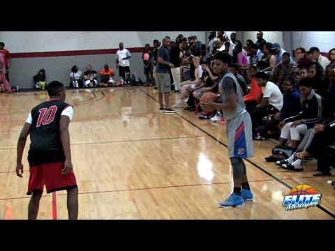 6'5 MJ Walker is a DEADEYE Shooter! 5-Star SG from Jonesboro, GA