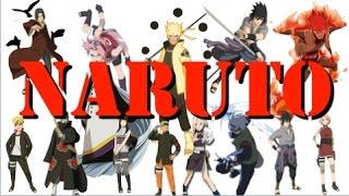 「補足」 NARUOT -ナルト-歴代(主題歌) NARUTO風影奪還の章(221話~2...
