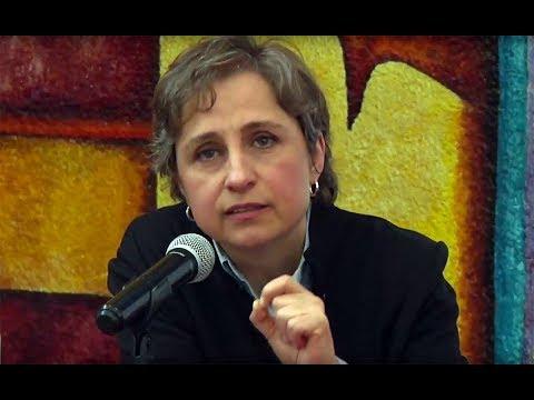 Carmen Aristegui. México 2018: la encrucijada