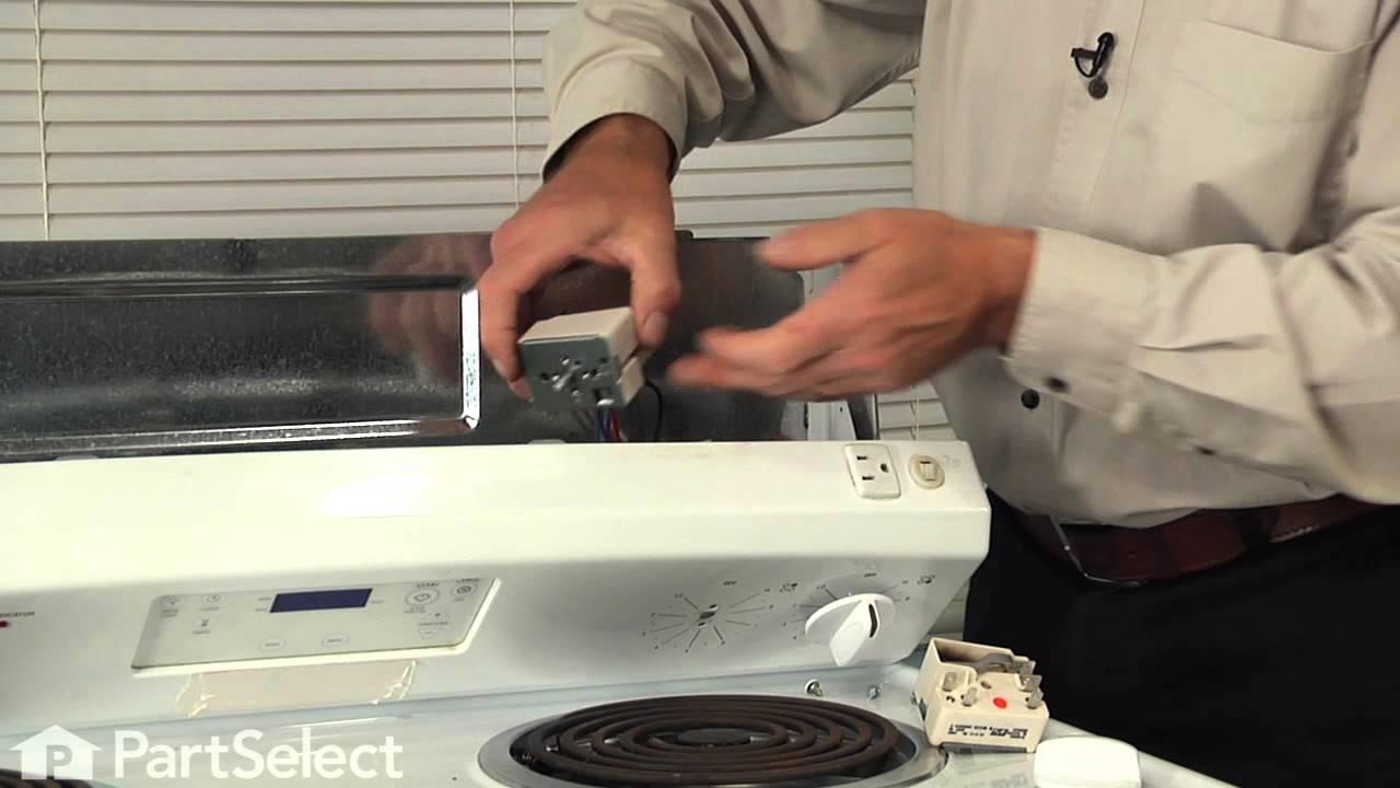 Range Repair   Replacing The Infinite Heat Switch (Whirlpool Part # 3149400)