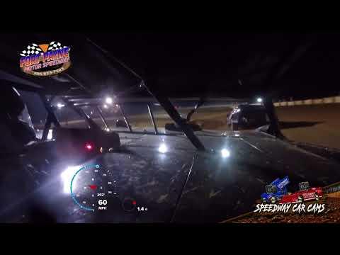 #62 Brandon Higgins - Sportsman - 8-11-18 Fort Payne Motor Speedway - In Car Camera