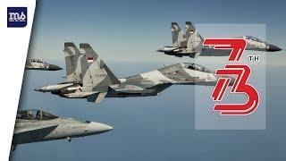Download Video KEREN: Inilah Atraksi Flypass TNI AU di HUT RI Ke-73 MP3 3GP MP4
