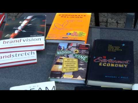 Books about brands