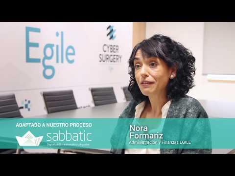 Nora Formariz, Egile | Sabbatic adaptado a nuestro proceso