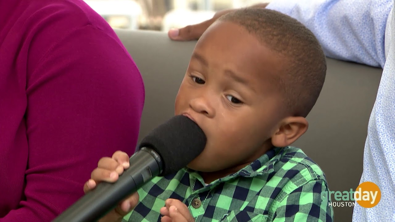 Camden's Story: Cleft lip & Palate