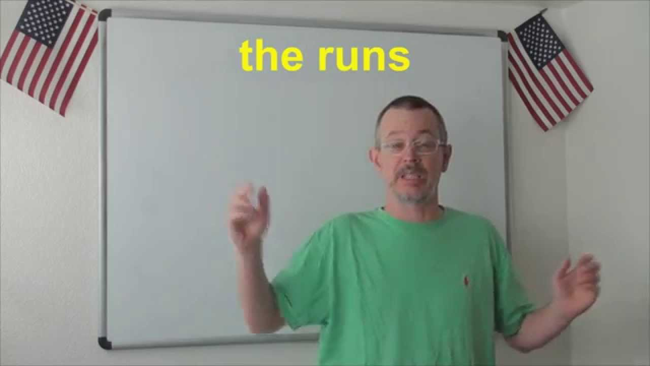 Download Learn English: Daily Easy English Expression 0614: the runs