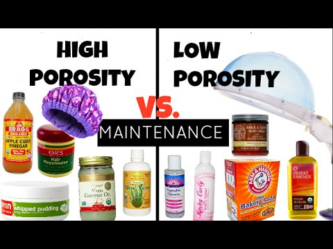 styling products for low porosity hair high porosity vs low porosity maintenance 8334