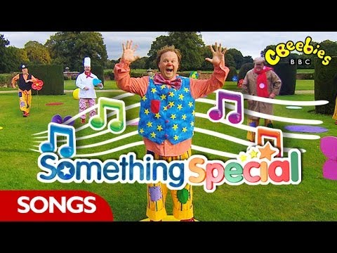 CBeebies: Something Special - Friends Song