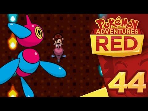 Pokemon Adventures: Red Chapter - Part 44 - The Underworld!