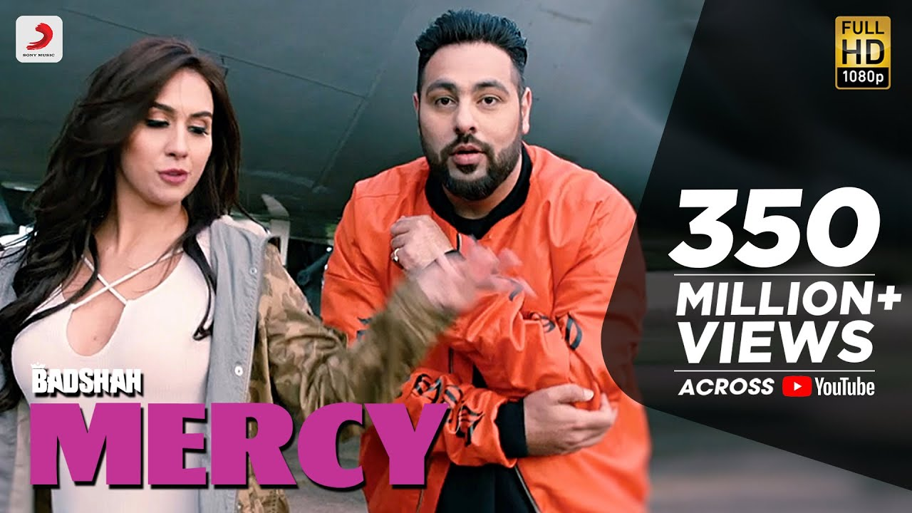 Mercy - Badshah Feat. Lauren Gottlieb | Official Music Video | Latest Hit Song 2017