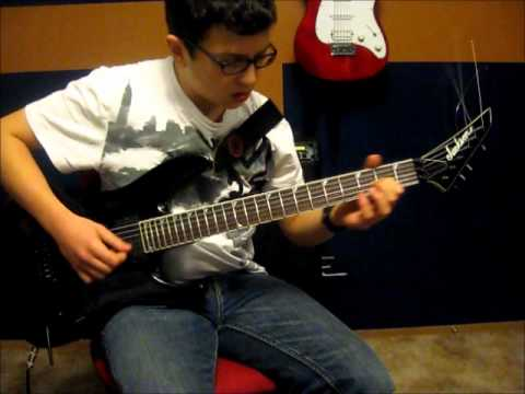 Iris Solo Guitar Cover