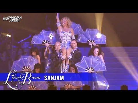 Lepa Brena - Sanjam - (LIVE) - (Beogradska Arena 20.10.2011.)