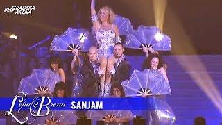Lepa Brena - Sanjam - (LIVE) - (Beograds...