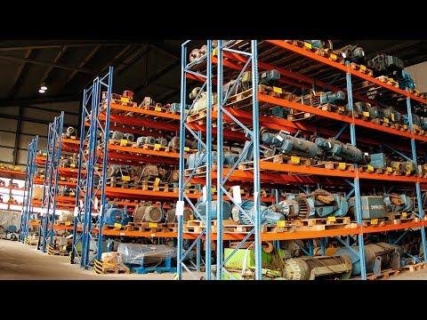 Europe's largest spare parts storage - TeichmannGroup