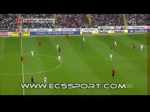 Prince Tagoe silences German football with two goals