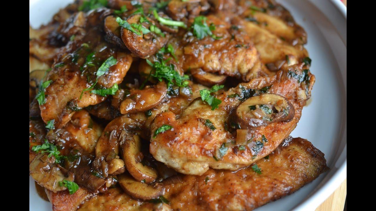 Chicken marsala youtube chicken marsala forumfinder Images