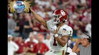 Kyler Murray (Oklahoma) Film Session *QB* || 2019 Draft Prospect