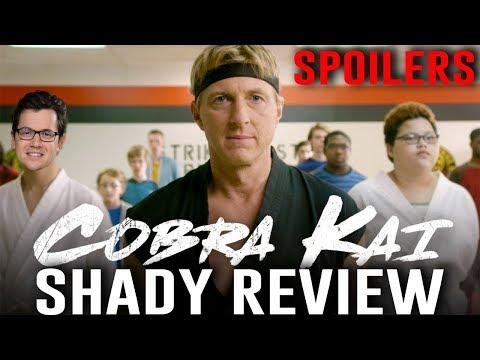 Cobra Kai SPOILER Review - Shady Review