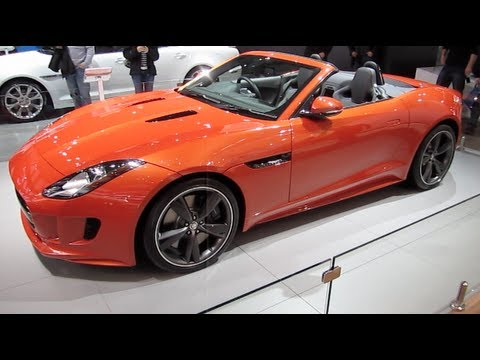 2014 JAGUAR F-TYPE S FIRST LOOK