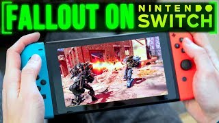 Fallout 4 On Nintendo Switch – LEAKED!
