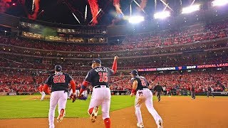 The Best Month of the Year: MLB Postseason 2019