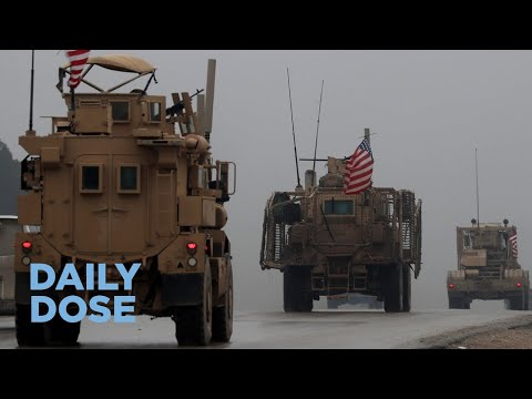 American Troops Begin Withdrawing from Syria