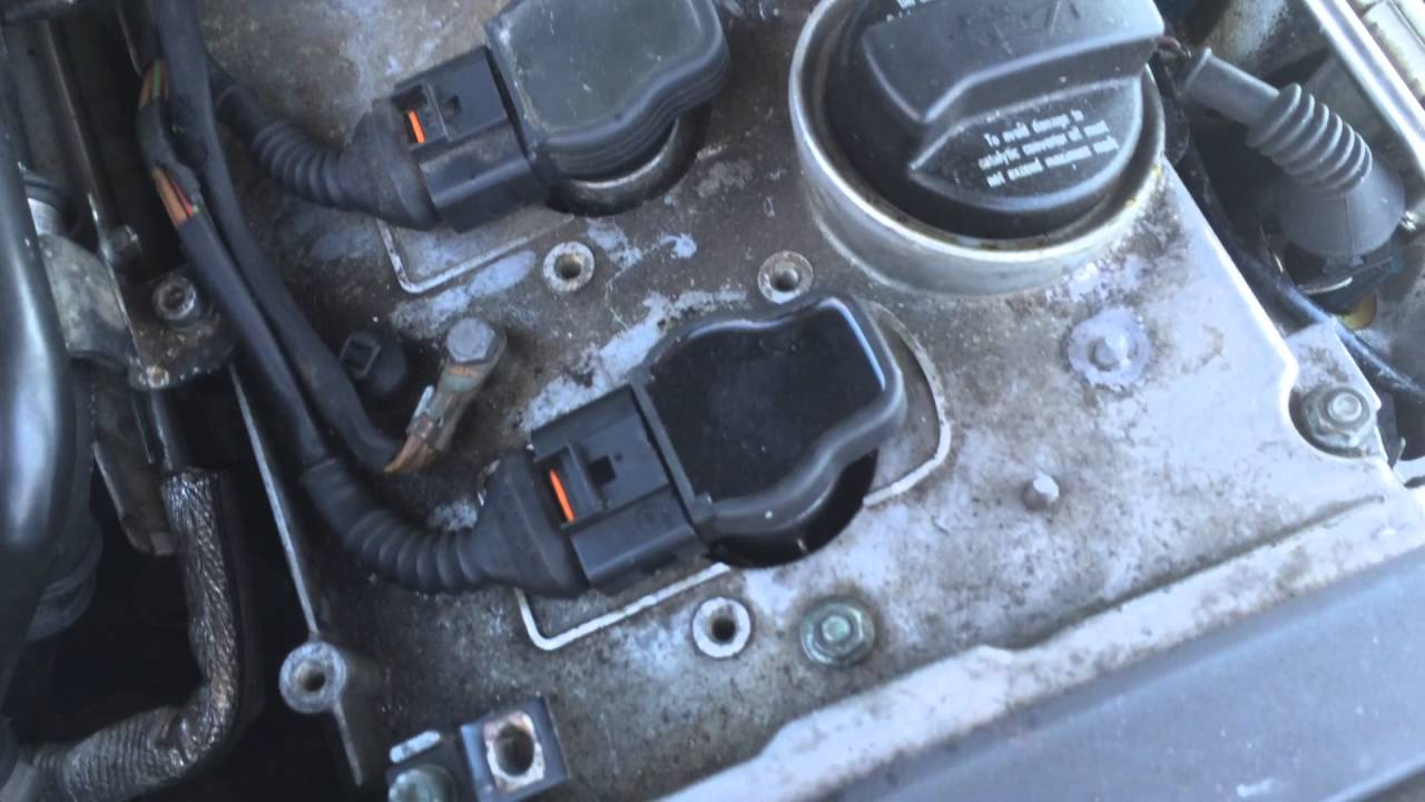 1997 Audi A4 Spark Plug Manual Open Source User Coil Pack Wiring Diagram Replacement Youtube Rh Com 98 Quattro 2002 1 8 Wires