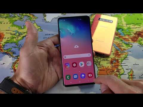 Galaxy S10/S10E/S10+: How To Change Font/Text Size