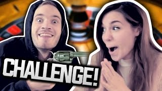 RUSSIAN ROULETTE CHALLENGE!